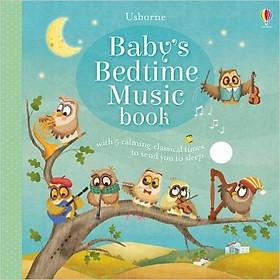 Usborne Baby's Bedtime Music Book
