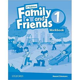 Family & Friends (2 Ed.) 1: Workbook - Paperback