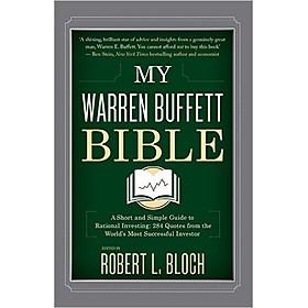 My Warren Buffett Bible - Hardcover