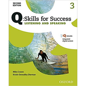 Q: Skills For Success (2 Ed.) Listening And Speaking 3: Student Book With Online Practice