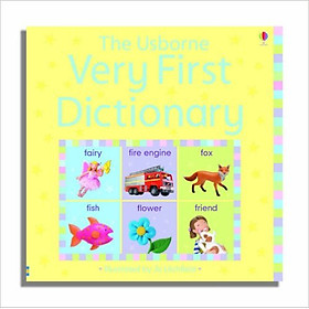 Usborne Very First English Dictionary
