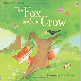 Usborne The Fox and the Crow