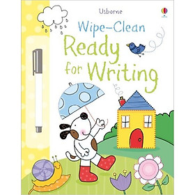 Usborne Ready for Writing