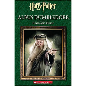 Harry Potter: Albus Dumbledore (Hardback) Cinematic Guide (English Book)