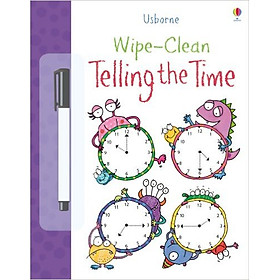 Usborne Telling the Time
