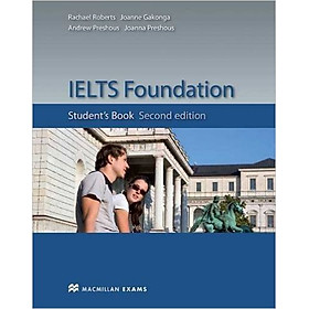 IELTS Foundation (2 Ed.): Student Book - Paperback