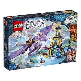 Hình đại diện sản phẩm Bộ Lắp Ghép LEGO ELVES Ngôi Đền Của Rồng 41178 (585 Mảnh Ghép) - Clearance campaign