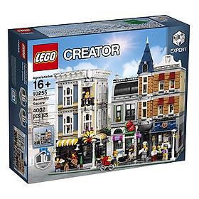 Bộ Lắp Ghép LEGO CREATOR Quảng Trường Thành Phố 10255 (4002 Mảnh Ghép)