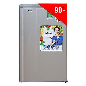 Tủ Lạnh Aqua AQR-95AR (90L) - Xám Nhạt