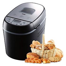 Máy Làm Bánh Mì Tiross 12 Chức Năng TS822 - Hàng chính hãng