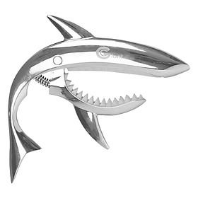 Capo Cá Mập KBD 5A5-Ba - Bạc