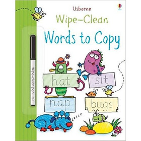 Usborne Words to Copy