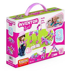 Mô Hình Sáng Tạo Cho Bé Gái Engino Inventor Girl - 5 Mẫu (IG5)