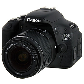 Canon EOS 600D + Lens EF-S 18-55mm III (Hàng Chính Ngạch)