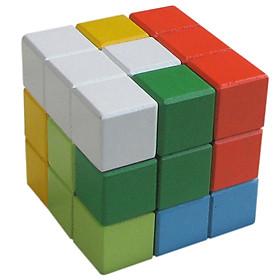 Đồ Chơi Winwintoys - Rubik 7 Màu 60132
