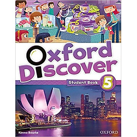 Oxford Discover 5: Student Book - Paperback