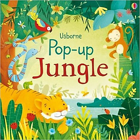 Usborne Pop-up Jungle