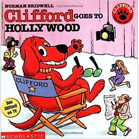 Hình đại diện sản phẩm Clifford Goes To Hollywood - Paperback