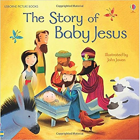 Usborne The Story of Baby Jesus