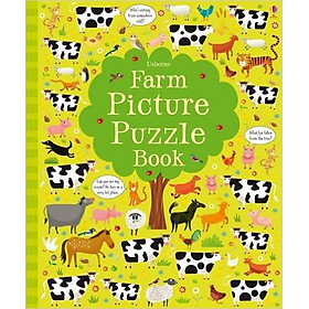 Usborne Farm Picture Puzzle Book