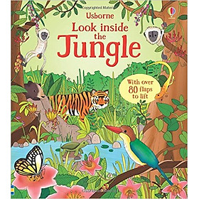 Usborne Look inside the Jungle