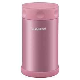 Bình Đựng Thức Ăn Giữ Nhiệt Zojirushi ZOCM-SW-FCE75-PS 750Ml
