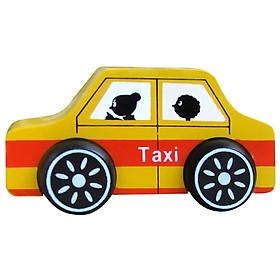 Mô Hình Winwintoys - Xe Taxi 65282