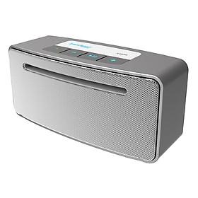 Hình đại diện sản phẩm Loa Di Động Bluetooth Trendwoo Beat It (Xám) - Hàng Chính Hãng