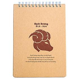 Sổ Tay Vivaone 12 Cung Hoàng Đạo - Bạch Dương