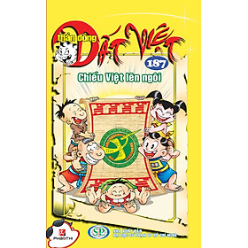 Thần Đồng Đất Việt (Tập 187) - Chiếu Việt Lên Ngôi
