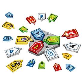 Mô Hình Lego Nexo Knights - Bộ Khiên Nexo 70372 (10 Mảnh Ghép)
