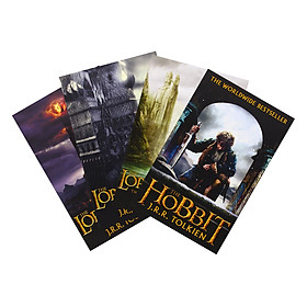 The Hobbit And The Lord Of The Rings Boxed Set, 4 Vol