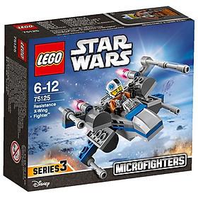Mô Hình LEGO Episode VII - Phi Thuyền Chiến Đấu X-Wing 75125 (87 Mảnh Ghép)