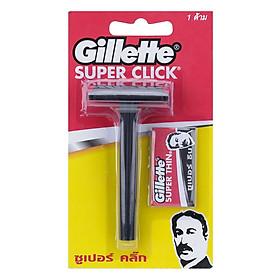 Dao Cạo Râu Gillette Super Click