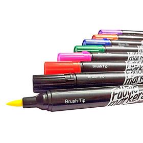 Combo Bút Vẽ Trên Vải Marvy 530 - 8 Cây