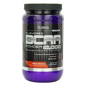 Sữa Tăng Sức Mạnh Và Sức Bền Vị Trái Cây Flavored BCAA 12,000 Powder Ultimate Nutrition SMUN442 (457g)