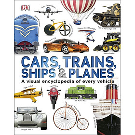 Cars, Trains, Ships and Planes