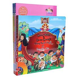 Hình đại diện sản phẩm Combo Trọn Bộ Tuyển Tập Violympic Tiếng Anh Lớp 3 (Tặng Kèm Sách Truyện Song Ngữ Anh - Việt)