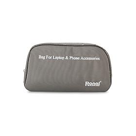 Túi Phụ Kiện Phone Và Laptop Ronal TPK_DONG - Đồng