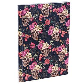 Notebook A5 - TK4 Đầu Lâu Hoa