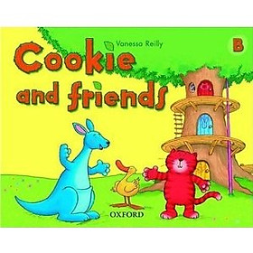 Cookie and Friends B: Classbook