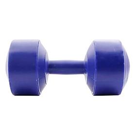 Hình đại diện sản phẩm Tạ Tập Tay Nhựa VN 8kg Sportslink - Xanh