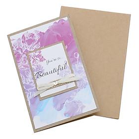 Thiệp Nhỏ Fairy Corner You're So Beautiful - GC10RE48