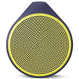 Loa Bluetooth Logitech X100 3W - Hàng Chính Hãng