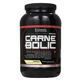 Sữa Tăng Cơ Vị Vani Carne Bolic Ultimate Nutrition SMUN771 (810g)