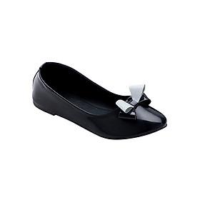 Giày Búp Bê Nơ Me Girl 92192 - Đen