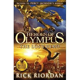 Heroes Of Olympus 1: The Lost Hero