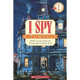 Hình đại diện sản phẩm S'Rdr Lvl 1: I Spy A Pumpkin - Paperback