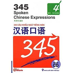 345 Câu Khẩu Ngữ Tiếng Hán Tập 4 (Bản Tiếng Việt)