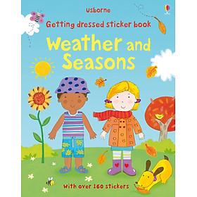 Usborne Weather and Seasons